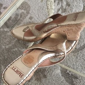 Born Shoes - Born sandals size 8